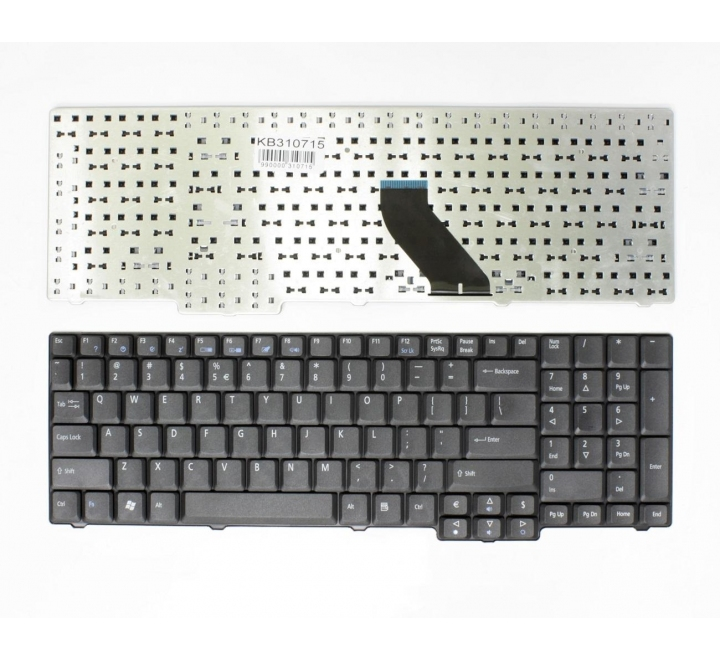 Keyboard ACER Aspire: 5235, 5335, 5535, 5735, 6530, 7220, 8920, 9300