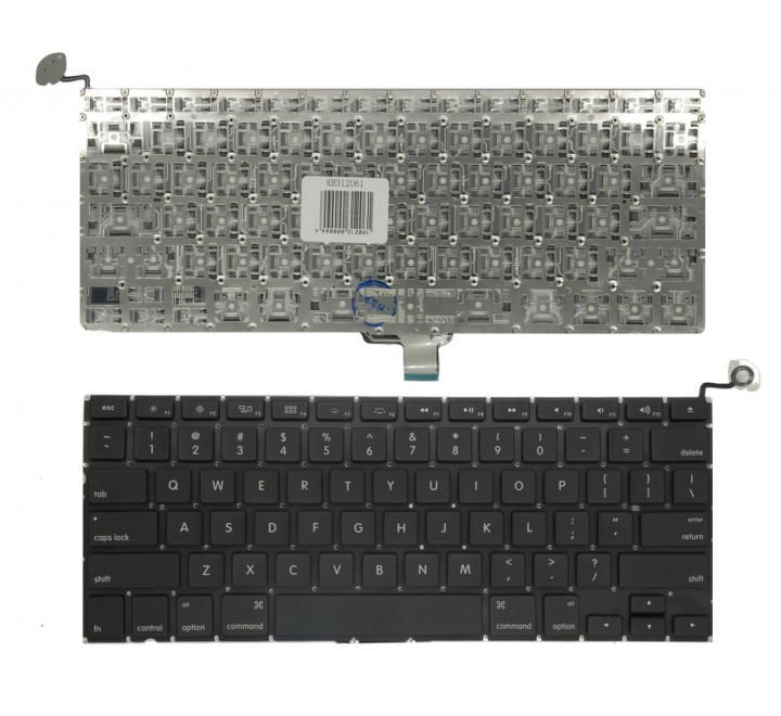 Keyboard APPLE MacBook Pro 13: A1278 2009-2012, US