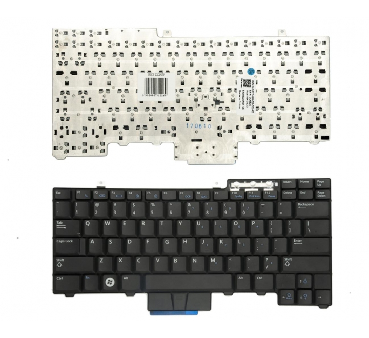 Keyboard DELL Latitude: E6400, E550,E6500, E6510, E6410