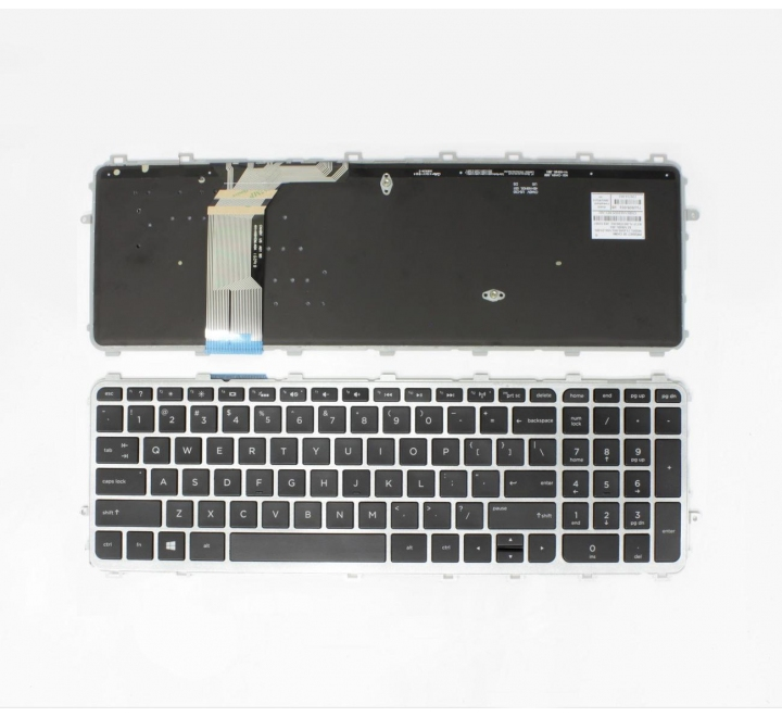 Keyboard HP Envy TouchSmart: 15-J, 17-J, M7-J, 17T-J with frame